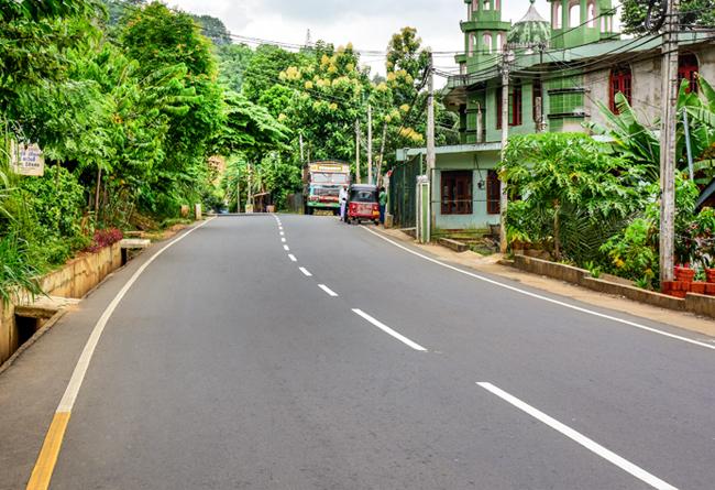 Improvement and Rehabilitation of Matale -Waththagama Road